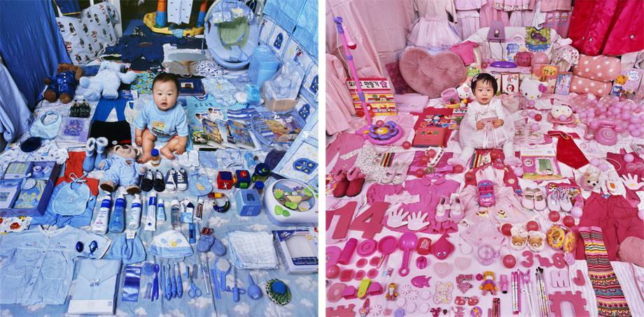 Pink & Blue JeongMee Yoon