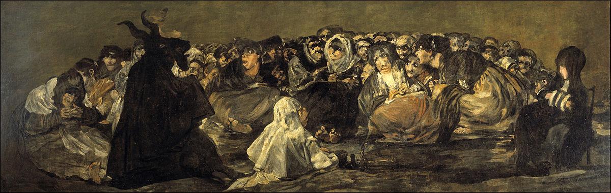 El Aquelarre Goya