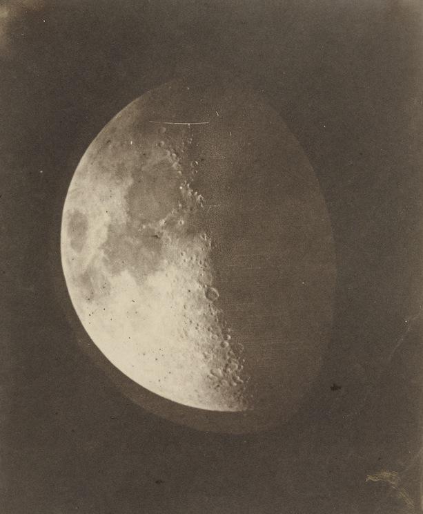 Whipple | fotografare la luna
