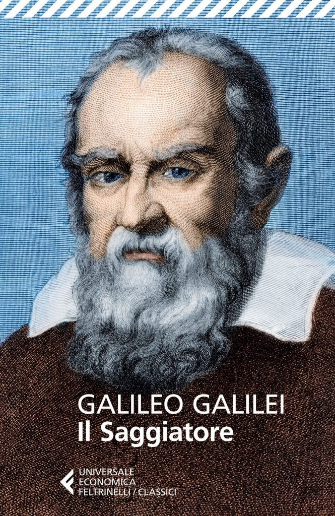 saggiatore galileo